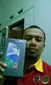 Diambil dengan Lumia Selfie