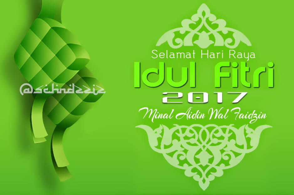 Selamat Hari Raya Idul Fitri 1438 H Blog Resmi Untuk